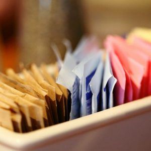 Oh-so-bitter! : Artificial sweeteners