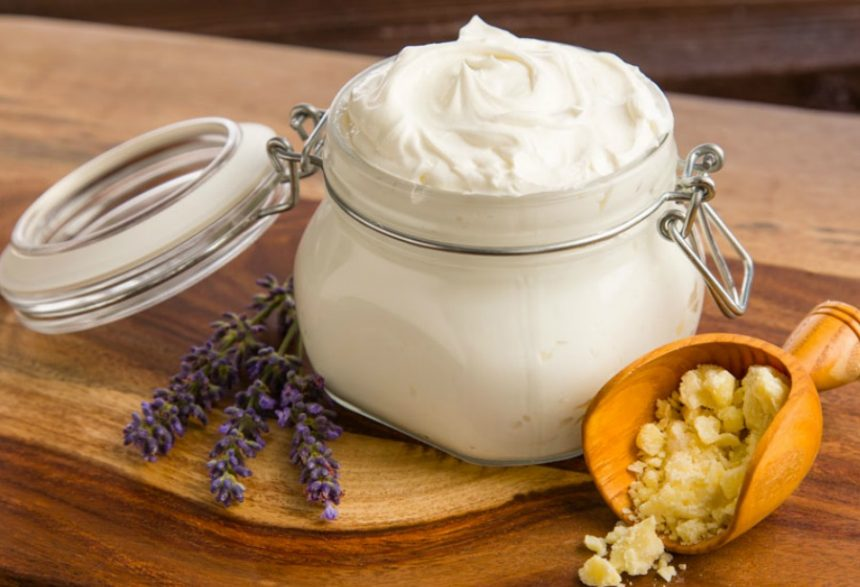 DIY Whipped Body Butter – 100% Natural!